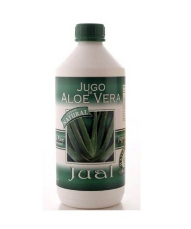 Aloe Natural 250 cc. ''Jual''