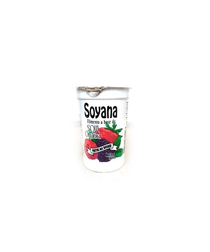 "Yogurt de Frutos del bosque 200 gr. ""Soyana"""
