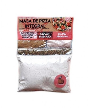 "Masa de Pizza Integral 440 grs. ""La Permanencia"""