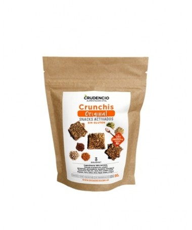 "Crunchis "" Crudencio "" Sabor Original"